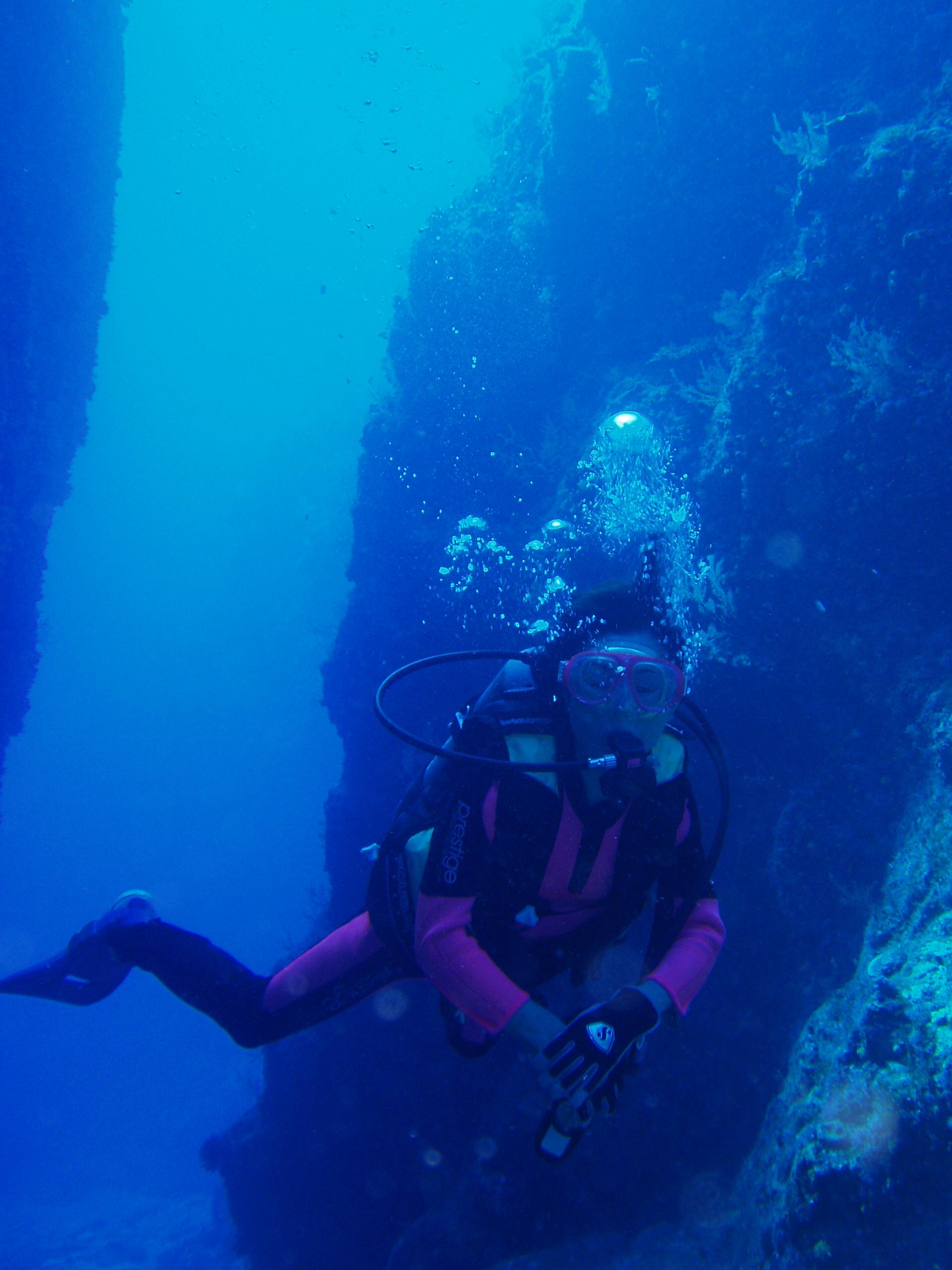 10月12日 ポイント1 ブツブツサンゴ ポイント2 奥武島 水温28℃ 透明度25m