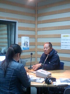 FM沖縄出演