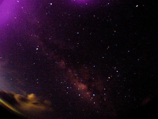 満天の星ツアー