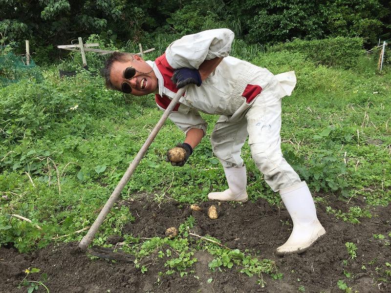 時には農家にもなりうる。